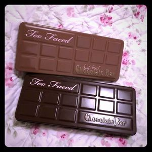 2 Chocolate Bar Palettes